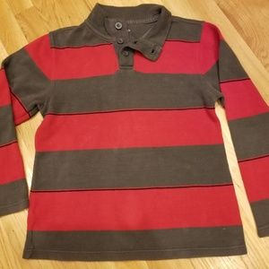EUC-Gap Kids Long Sleeve Rugby Shirt